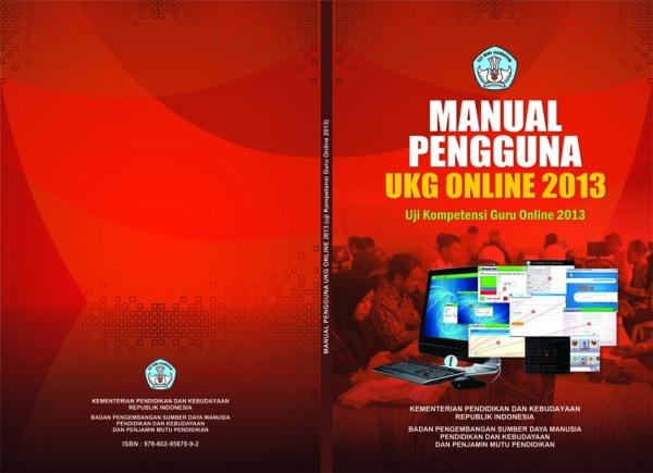 manual pengguna ukg 2013